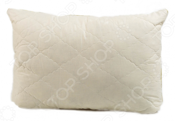 Подушка Mona Liza с льняным волокном