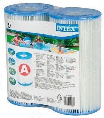 Набор сменных картриджей для фильтр-насоса Intex Type A