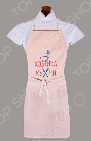 Набор кухонный: передник и полотенце Dinosti «Хозяйка кухни