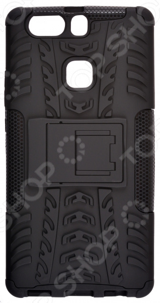 Чехол защитный skinBOX Huawei P9 чехлы для телефонов skinbox накладка skinbox defender case для huawei p9