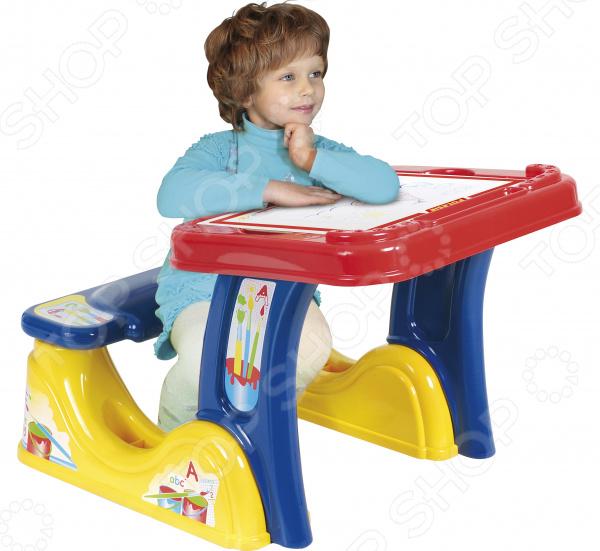 Парта со скамейкой Palau Toys «Набор дошкольника» 1