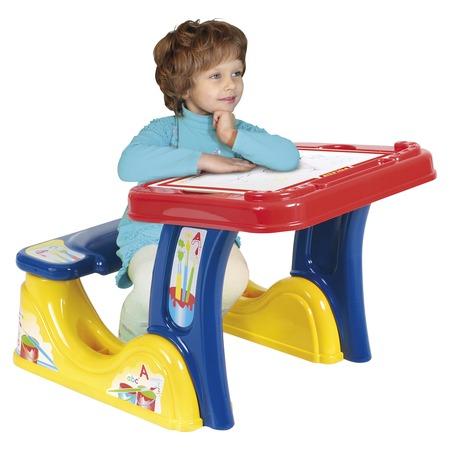 Купить Парта со скамейкой Palau Toys «Набор дошкольника»