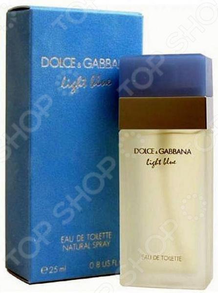 Туалетная вода для женщин Dolce and Gabbana Light Blue туалетная вода для женщин dolce and gabbana 3 l imperatrice