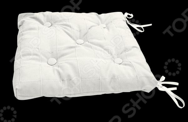 Подушка на стул однотонная Kauffort Kimberly