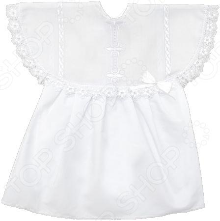Платье крестильное Арго 1717970. Отделка: шитье