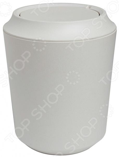 Корзина для мусора Umbra Fiboo мусорное ведро umbra угловая корзина для мусора corner umbra жасмин