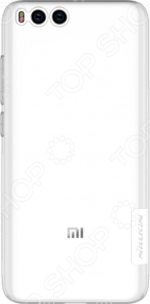 Чехол защитный Nillkin Xiaomi Mi6 защитный чехол для xiaomi mi 6 от nillkin