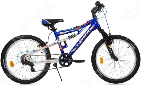 Велосипед горный подростковый Larsen Raptor 2016 года Larsen - артикул: 889965