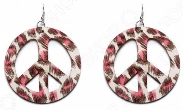 Серьги Bradex «Мир» серьги bradex мир