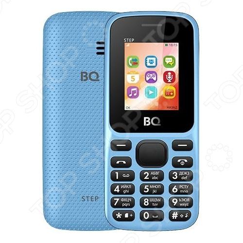 Мобильный телефон BQ 1805 Step телефон dect gigaset l410 устройство громкой связи