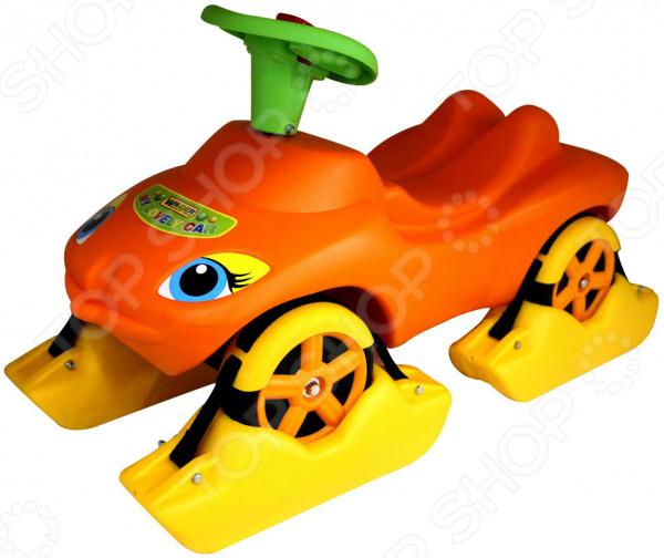 Машина-каталка Wader многофункциональная «Мой любимый автомобиль»