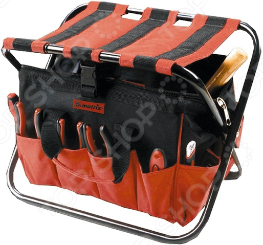 Сумка-стул для инструмента MATRIX 90249 сумка для инструмента matrix 90256
