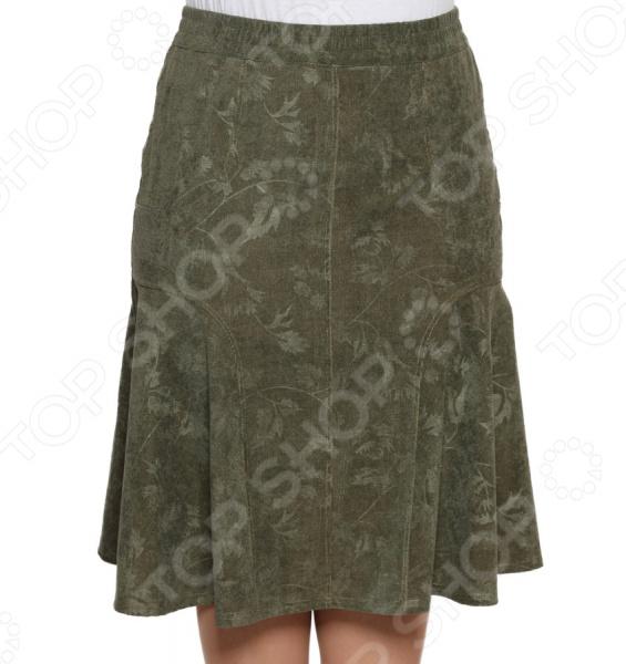 Юбка Pretty Woman «Улыбчивое солнце». Цвет: зеленый юбка pretty woman загодочный блеск цвет зеленый