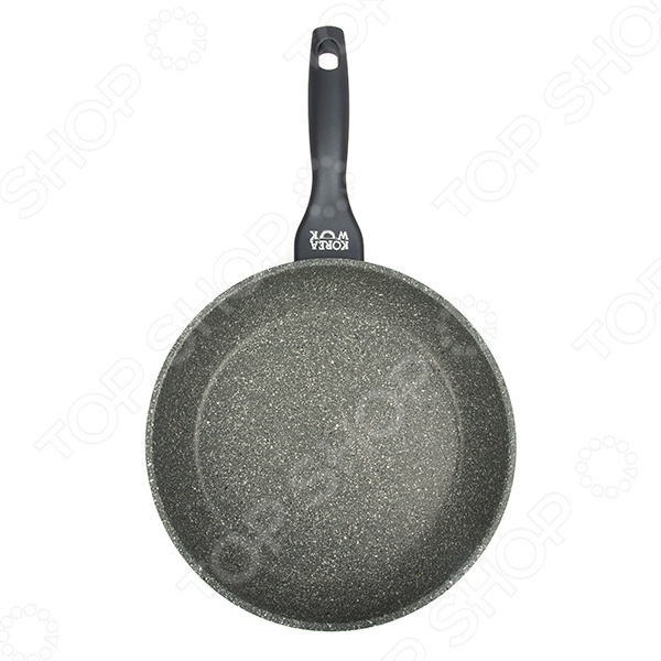 Сковорода Korea Wok Mega Stone