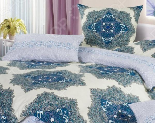 Комплект постельного белья Ecotex «Муранское кружево» постельное белье ecotex комплект постельного белья герцогиня