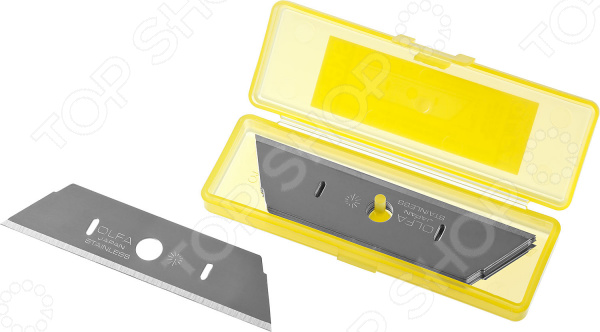 Лезвия для ножа трапециевидные OLFA OL-SKB-2S/10B