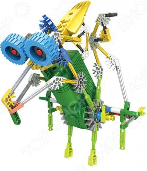 Конструктор электромеханический Loz Ай Робот «Комарозавр»