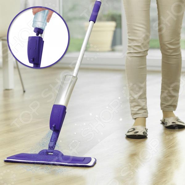 Складная швабра с распылителем Spray Mop