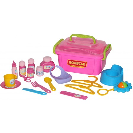 Купить Игровой набор для девочки POLESIE «Няня №2»