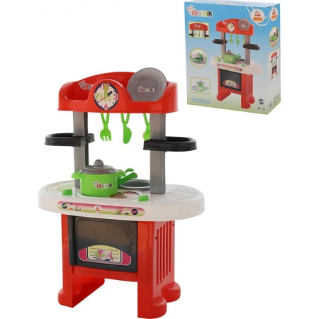 Купить Кухня детская с аксессуарами Coloma Y Pastor BU-BU 42446