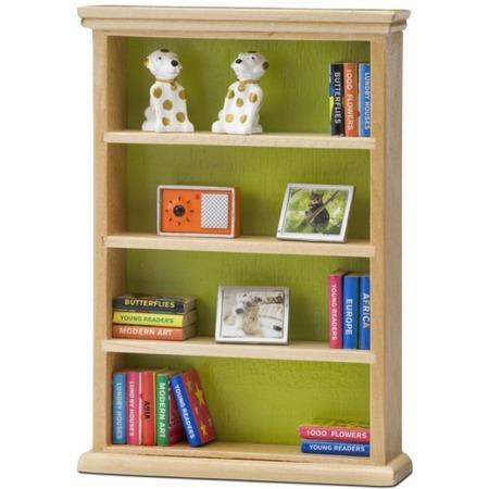 Купить Мебель для куклы Lundby Smoland «Книжный шкаф»