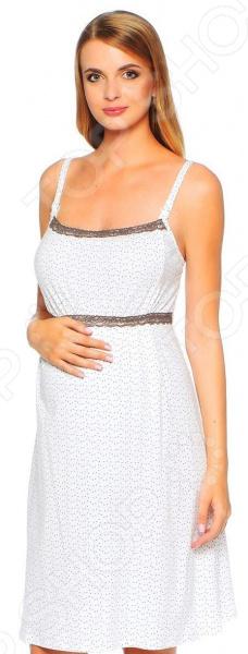 Сорочка для беременных Nuova Vita 102.90 M. d.