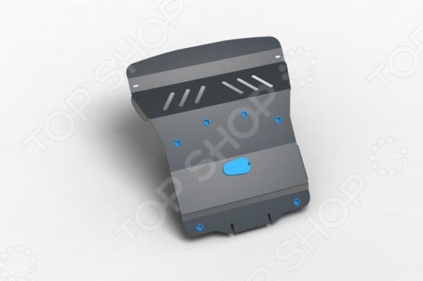 Комплект: защита картера и радиатора и крепеж Novline-Autofamily SsangYong Rexton 2007: 2,7дизель/3,2 бензин АКПП/МКПП hustler комплект топ и трусики в сетку