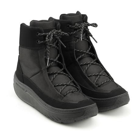 Купить Ботинки демисезонные высокие Walkmaxx. Цвет: серый, черный