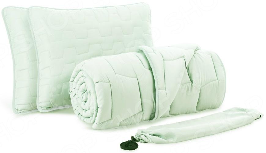 Адаптивный комплект: подушка и одеяло Dormeo «Комфорт» 11