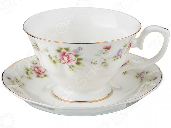 Чайная пара Lefard «Екатерина» 54-383