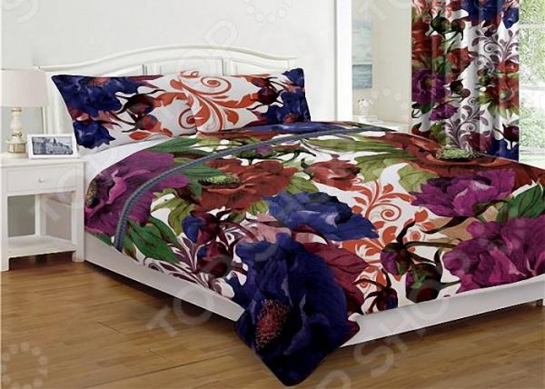 Фото - Покрывало стеганое «Шанталь» покрывало для кровати iraq animal husbandry ym afsm6080ljt99