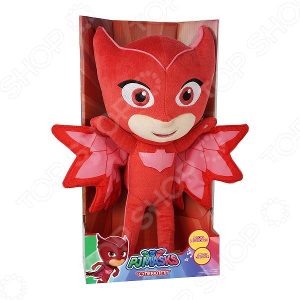 Zakazat.ru: Мягкая игрушка со звуком PJ Masks «Алетт»