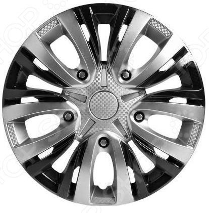 Колпаки колесные Airline «Лион Т» колпаки на колёса airline awcc 15 13