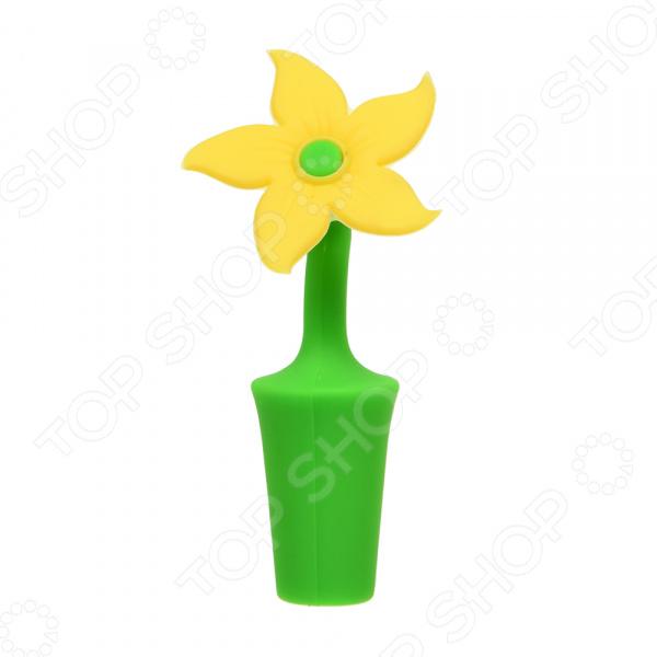 Пробка для бутылки Marmiton «Цветочек» 17210. В ассортименте