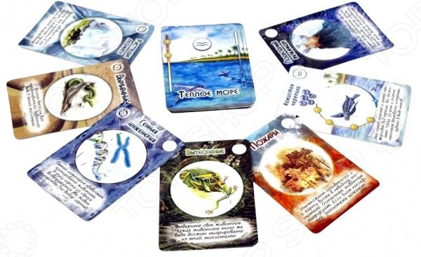 Дополнение к карточной игре Правильные игры «Терраформер. Теплое море»