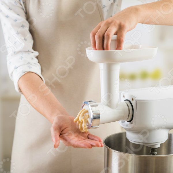 Набор для приготовления макаронных изделий к кухонному робот-комбайну Delimano DELUXE