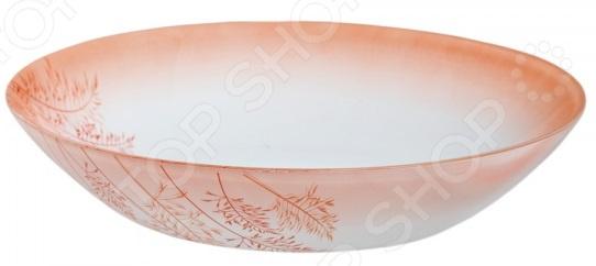 Тарелка суповая Luminarc Zinor. Цвет: оранжевый Luminarc - артикул: 1721033