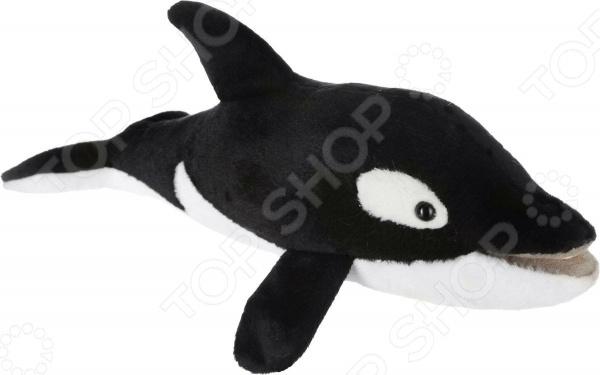 Мягкая игрушка Hansa «Косатка» большую мягкую игрушку собаку лежа в москве