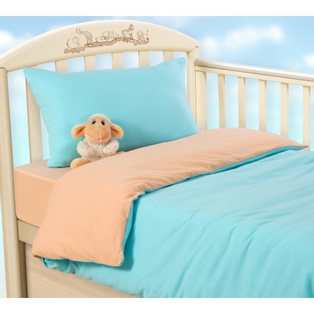 Купить Ясельный комплект постельного белья ТексДизайн «Летний закат»
