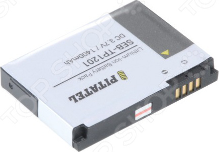Аккумулятор для телефона Pitatel SEB-TP1201 d x1 gd replacement 2430mah 3 7v lithium battery for blackberry 8900 8910 9500 9520 9530 9550 9630
