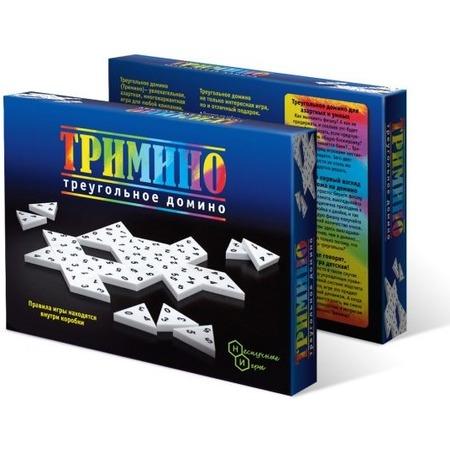 Купить Домино БЭМБИ «Тримино»