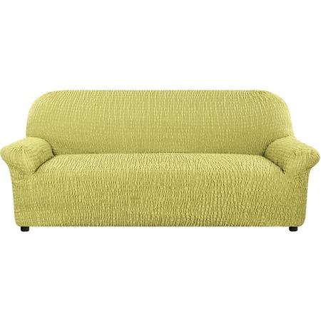 Купить Натяжной чехол на четырехместный диван Еврочехол «Сиена Венера»