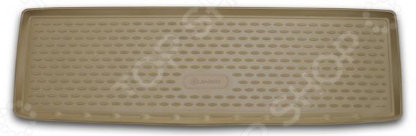Коврик в багажник Element Cadillac Escalade, 01/2015, внедорожник (короткий) коврик в багажник element haval h9 2015 внедорожник