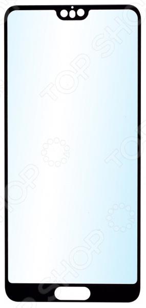 Стекло защитное skinBOX Full Screen для Huawei P20