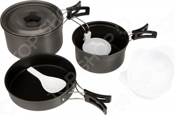 Набор портативной посуды Fire-Maple FMC-201 набор посуды fire maple 2 3 fmc k7 710g fmc k7