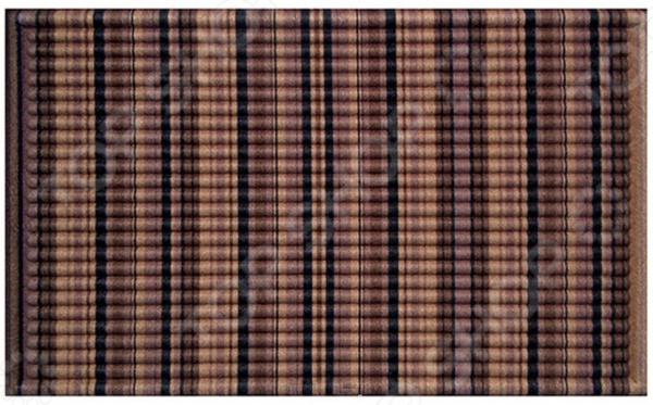 Коврик влаговпитывающий Apache Brown Stripes