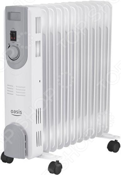Радиатор масляный Oasis OS-25 масляный радиатор oasis bb 25t cерый