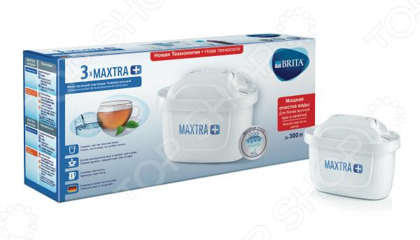 Комплект картриджей к фильтру для воды Brita Maxtra+ «Универсальный 3»