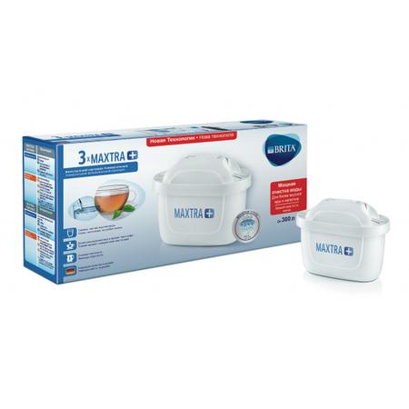 Купить Комплект картриджей к фильтру для воды Brita Maxtra+ «Универсальный 3»