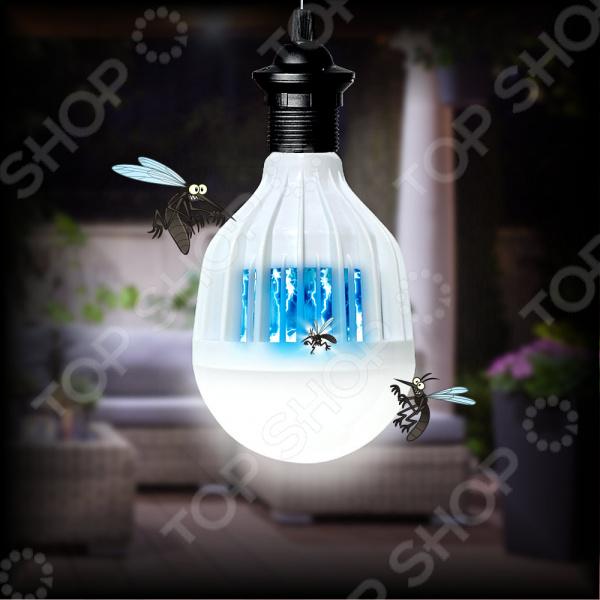 Лампа-ловушка для насекомых «Top Shop» ловушка для насекомых mr mouse сз 040012